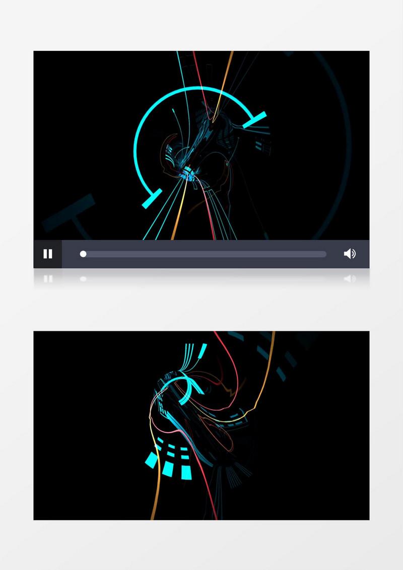 空间闪亮素材_穿梭_空间隧道穿梭(有音乐)背景视频素材模板下载_图客巴巴